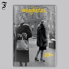 Cover FAZ-Magazin