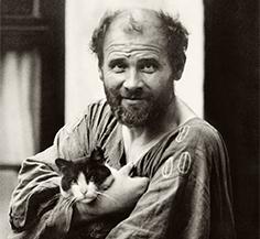 Gustav Klimt von Felix Nähr